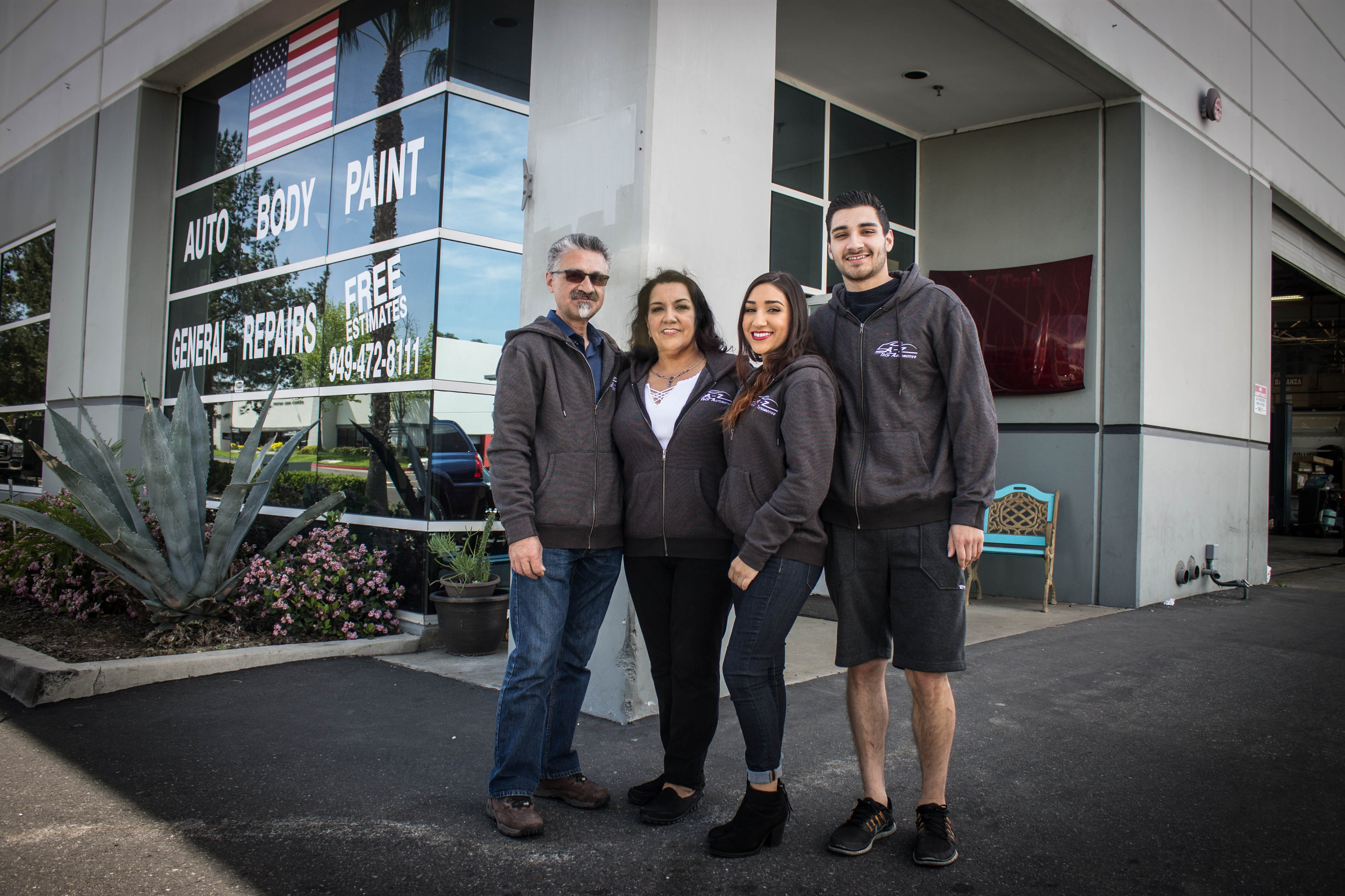 A-Z Tech - Family Owned and Operated